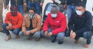 प्रोपर्टी का चक्कर…. राजधानी दूंन में हुए  मर्डर के बाद पुलिस ने एक्शन लेकर मास्टर माइंड शावेज के साथ 4 अभियुक्त गिरफ्तार किये