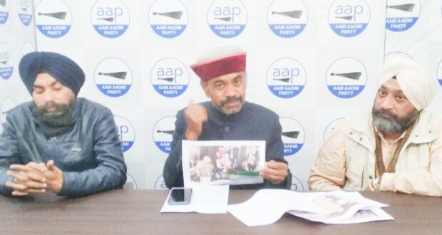 किसानों को बदनाम करने की साजिश के पीछे बीजेपी के कार्यकर्ता, कृषि कानून जबरदस्ती लागू कर किसानों को सड़कों पर लाने की साजिश में लगे थे….रविन्द्र जुगरान