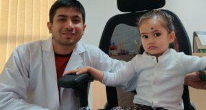 एम्स में दो बच्चों की सफल टैट्रोलोजी ऑफ फैलोट सर्जरी सम्पन्न