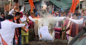 केंद्र सरकार पूंजीपतियों के साथ,गरीब की कमर मंहगाई से टूटी.. गौरव कुमार