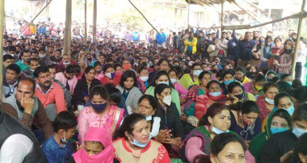 उत्तराखण्ड राज्य आंदोलनकारी मंच ने उपनल कर्मचारियों के आन्दोलन को समर्थन देकर सीएम से पहल करने क़ी अपील क़ी