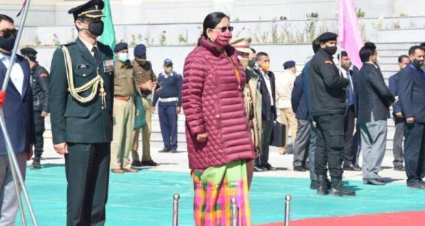 राज्यपाल के अभिभाषण के साथ  गैरसैण में बजट सत्र शुरू हुआ,4 मार्च को सीएम त्रिवेंद्र पेश करेंगे बजट