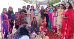 सर्व महिला शक्ति समिति ने करवाई ज़रूरतमंद की शादी
