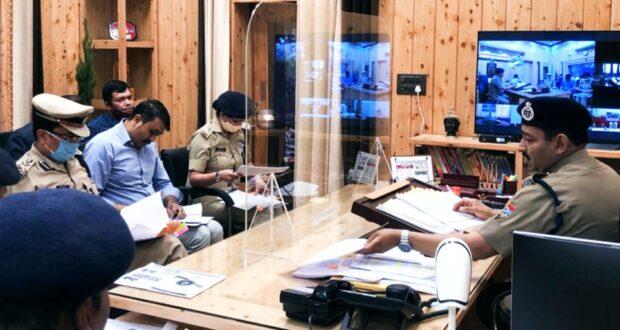 डीजीपी अशोक कुमार ने उधमसिंह नगर के सीओ को वार्निंग और 2019-20 में तैनात प्रभारी निरिक्षक को किया निलंबित