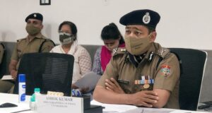डीजीपी अशोक कुमार ने राज्य रेलवे सुरक्षा व्यवस्था समिति की बैठक में लिए 10 महत्त्वपूर्ण निर्णय