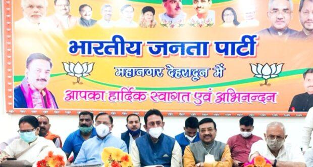 भाजपा अपनी रीति नीति के कारण देश की सबसे सफल एवम लोकप्रिय पार्टी ..नरेश बंसल