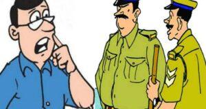 डीजीपी ने एक ओर कांस्टेबल को लापरवाही से डयूटी करने पर निलम्बित करने के दिए आदेश