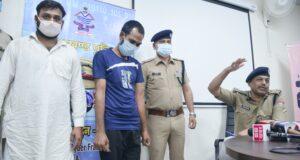 डीजीपी अशोक की फेक आई डी से पैसे की डिमांड करने वाले पुलिस ने धर दबोचे,राजस्थान का मेवात अब नया साईबर क्राइम हब