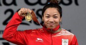 टोक्यो-2020 ओलंपिक में वेटलिफ्टिंग में भारत को पहला पदक देने वाली सिकोम मीराबाई चानू को बधाई….सीएम धामी