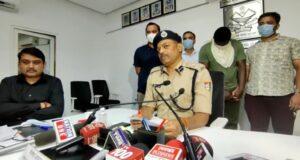 STF व साइबर क्राईम पुलिस ने बैगलोर में JUST DIAL के नाम पर फर्जी वैबासइट से विदेशी नस्ल के कुत्ते को बेचने के नाम पर ठग गिरोह का सरगना अन्तराष्ट्रीय अभियुक्त किया गिरफ्तार
