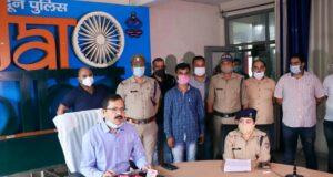 नाबालिग से दुराचार का आरोपी 5 हज़ार का इनामी मुनाजिर मुंबई से 4 साल बाद उत्तराखण्ड पुलिस ने किया अरेस्ट