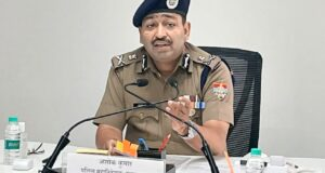 डीजीपी अशोक कुमार ने की आगामी विधानसभा सत्र एवम प्रदेश की कानून व्यवस्था को लेकर अहम