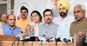 भाजपा चुनावी राज्यो में कार्यकर्ताओं को प्रेरित करने का कत्म्य कर रही,राष्ट्रवाद और सामाजिक सरोकारों में बेहतर है उतराखण्ड की टीम….प्रह्लाद जोशी