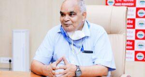 प्रो.अरविंद राजवंशी बने एम्स के निदेशक पदभार किया ग्रहण,पद्मश्री प्रो.रवि कांत 65 वर्ष की आयु में हुए सेवानिवृत्त